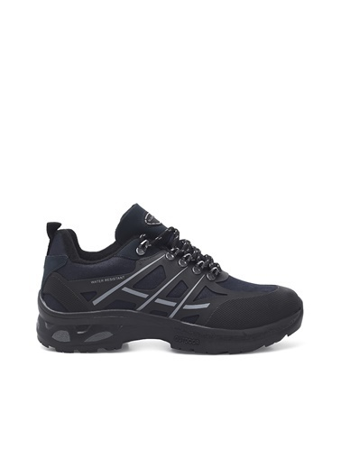 Slazenger Erkek Su Geçirmez Kışlık Sneakers HAWK E Lacivert